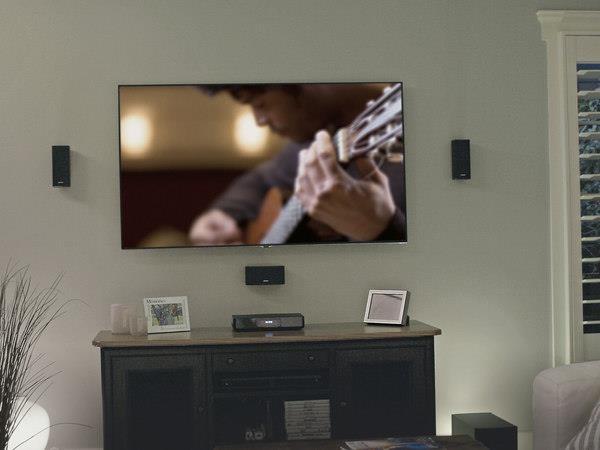 Namų kino sistema Bose Soundtouch 520 - UAB SELERIS